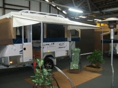 Camp In Style With Quality Caravan Awnings In Perth Caravan Awnings Roll Out Awning Garden Solutions