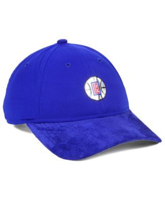 best sneakers 88386 102ec New Era Los Angeles Clippers On-Court Collection Draft 9TWENTY Cap - Blue  Adjustable