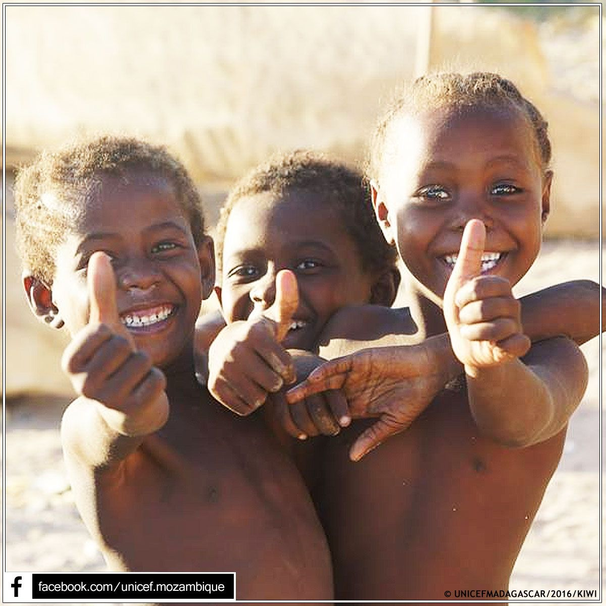 african children always happy always smiling this is
