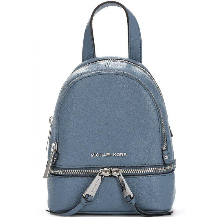 ... john-andy.com Michael Kors Rhea X-Small Backpack τσάντα ... 38ab4158269