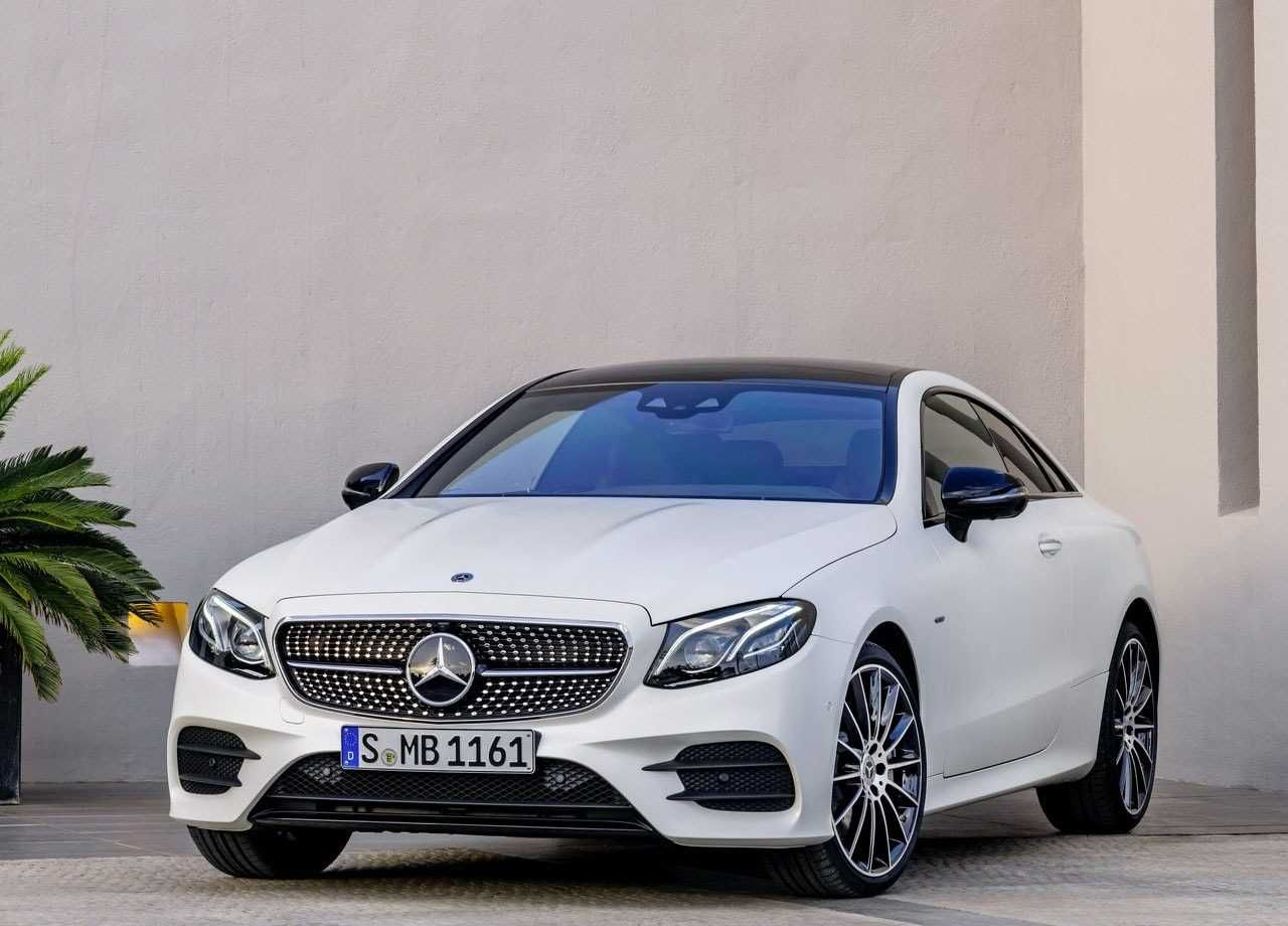 Mercedes Benz E Class Coupe 2018 2019 The New E Class Coupe