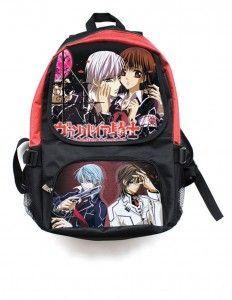 642cbf585df5 Vampire Knight School Backpack Children Kids Anime Manga  childrenanime