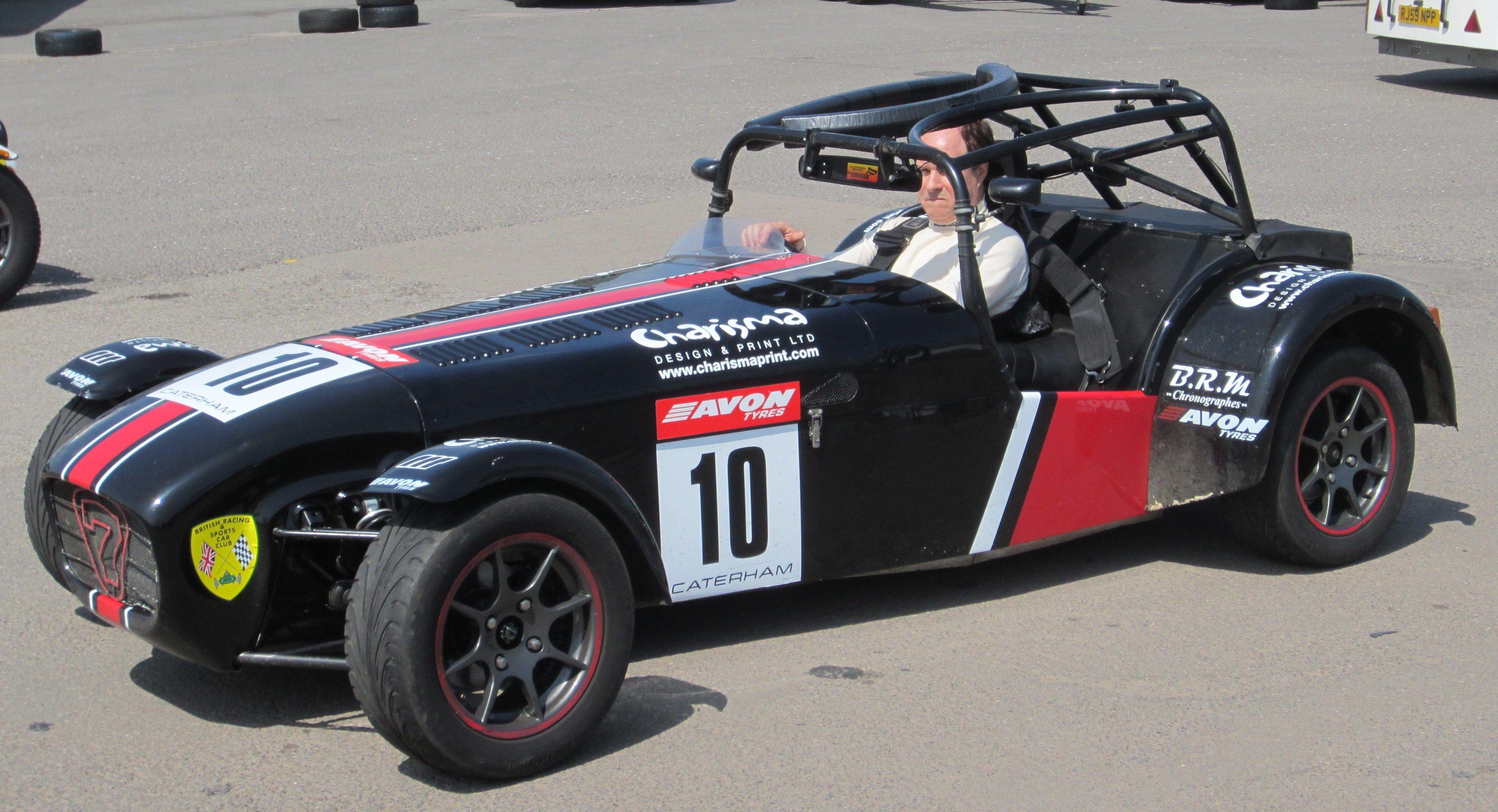 Supersport car, similar to Tracksport but improved suspension plus more power, 140bhp.