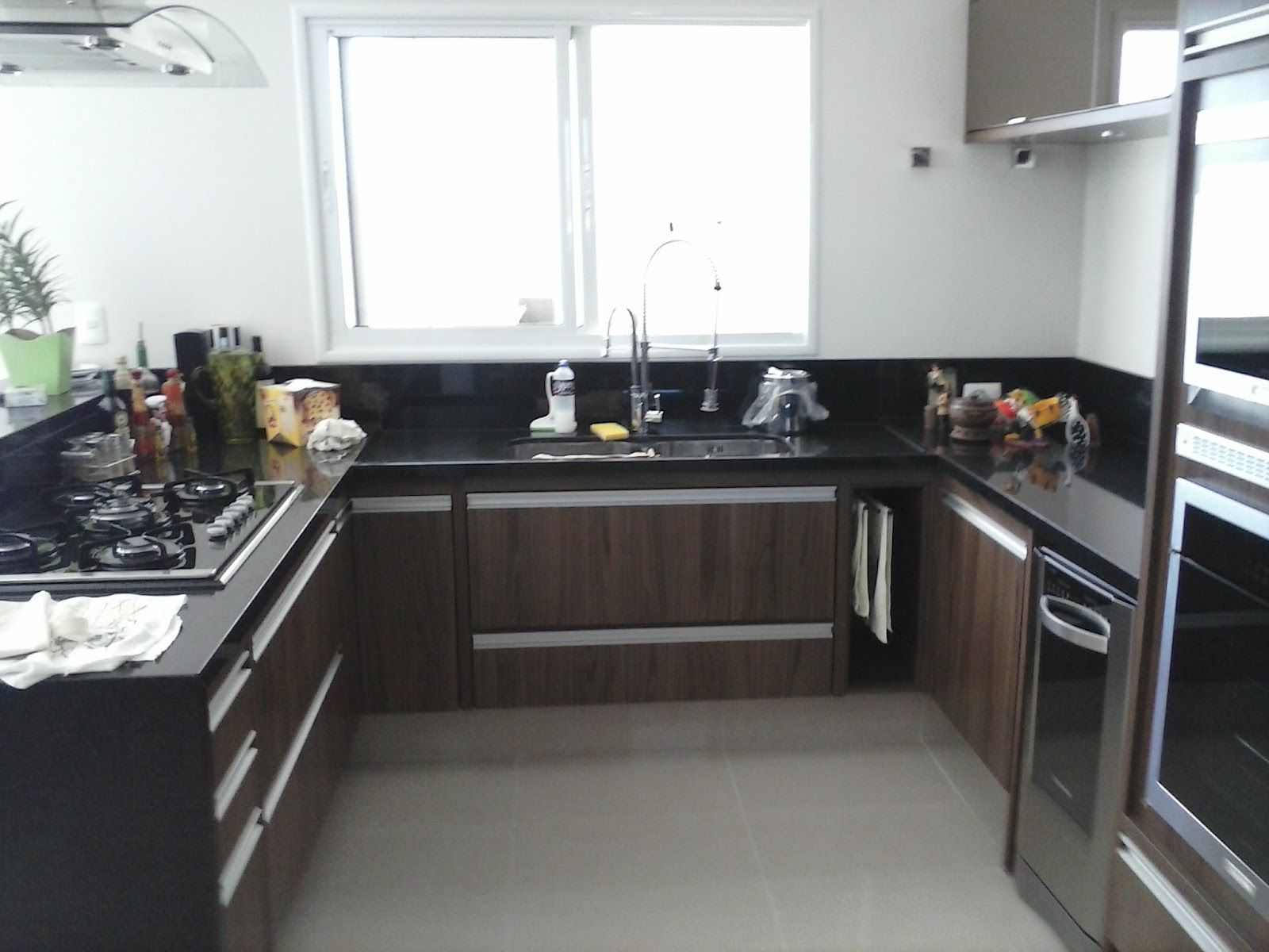 M Veis Design O Bom Gosto Em Sua Casa Cozinha Moderna Alto Padr O