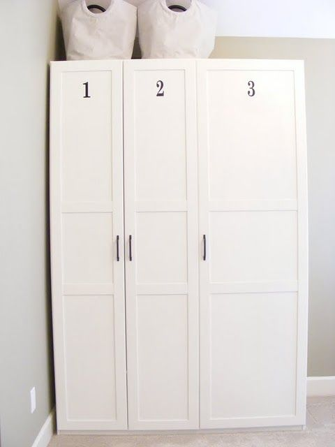 Cabinets for a room with a small closet or a room with no - Room with no closet ...