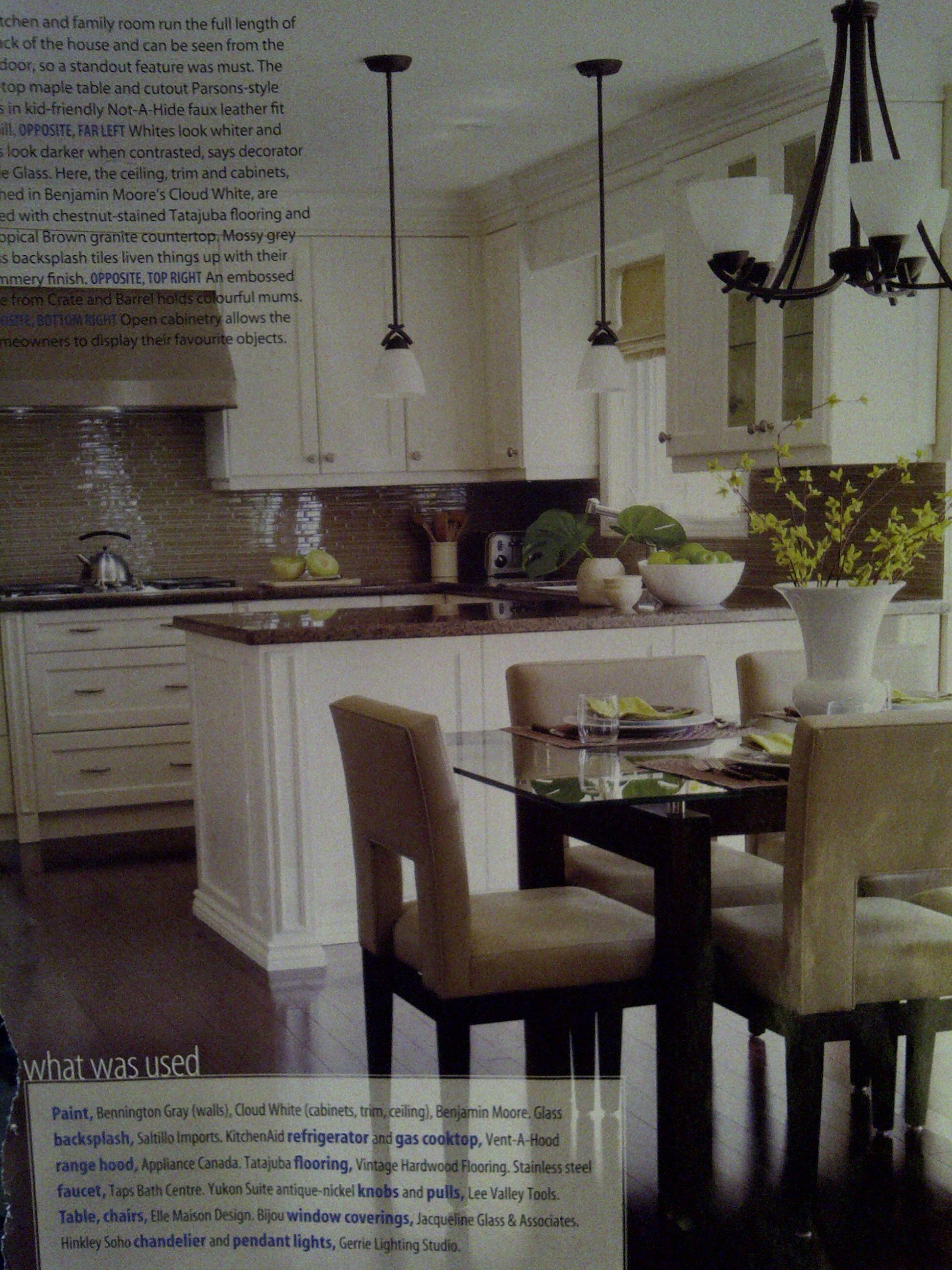 Style at Home Magazine September 2009 Decorator Jackie Glass