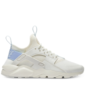 78d82e0d5f Nike Big Girls' Air Huarache Run Ultra Running Sneakers from Finish Line -  White 3.5
