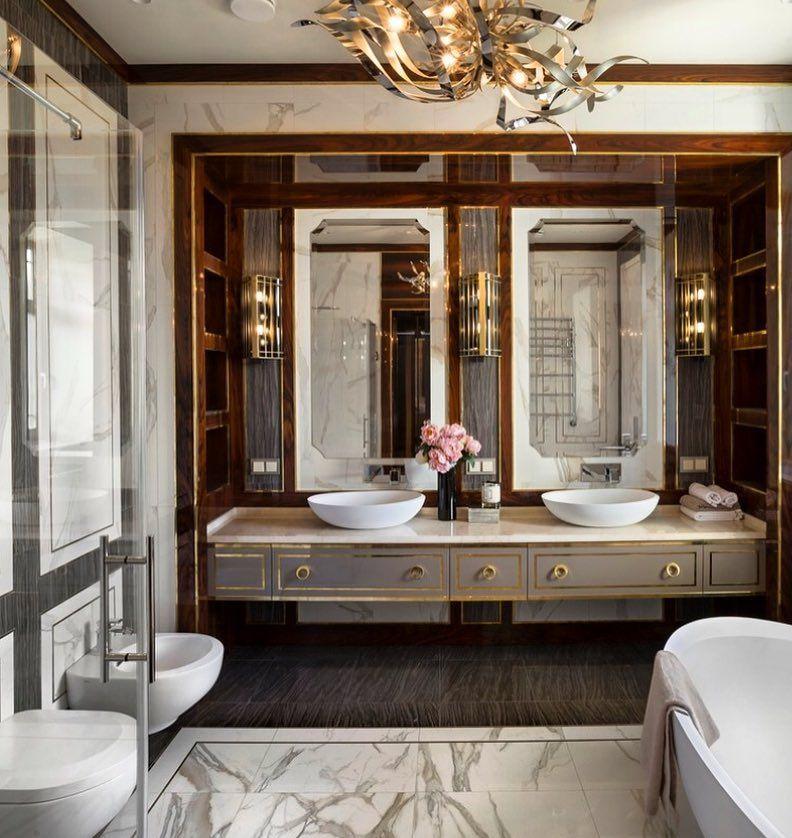 Wow A Jewel Box Of Bathroom By