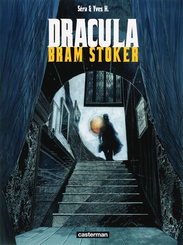 Comic Books Series Dracula