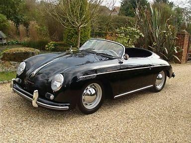 1956 356 A Speedster - f*ckin awesome!