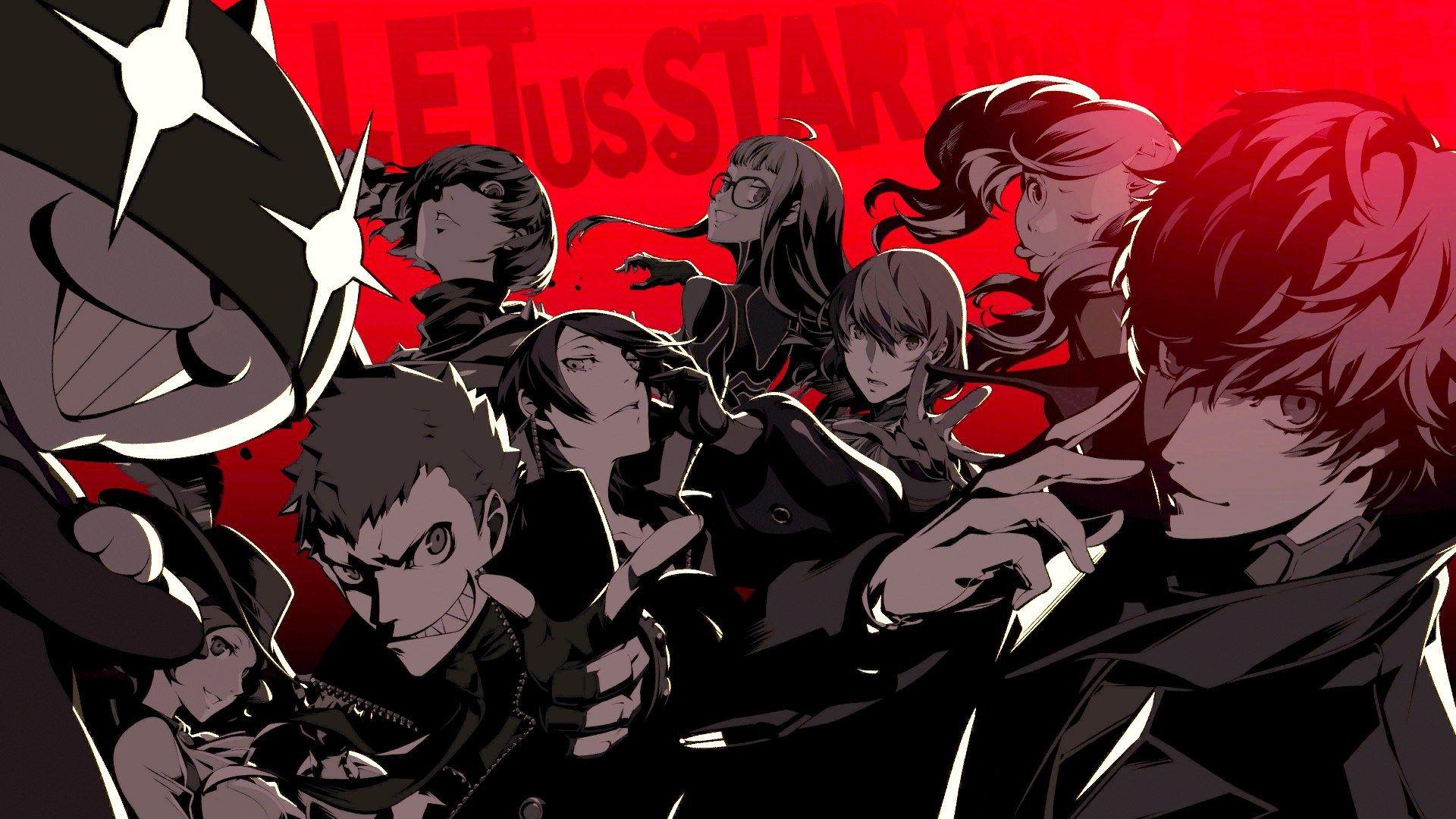 Persona_5_Sales.jpg (1920×1080) Persona 5, Persona