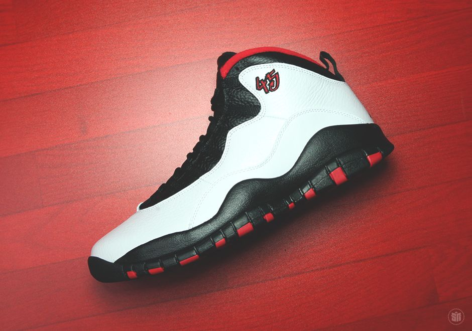 """ccbd0ef766c15f Jordan Brand Celebrates the """"Double Nickel"""" With the Air Jordan X (10)  Remastered -Release Date  March 28th 2015"""