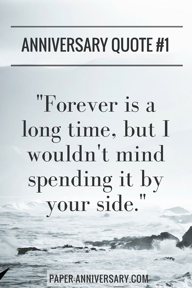Perfect anniversary quotes for him anonymous