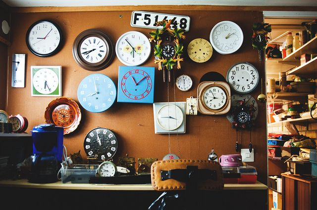 Loving these different clock designs. #clocks #wall #interior #clock