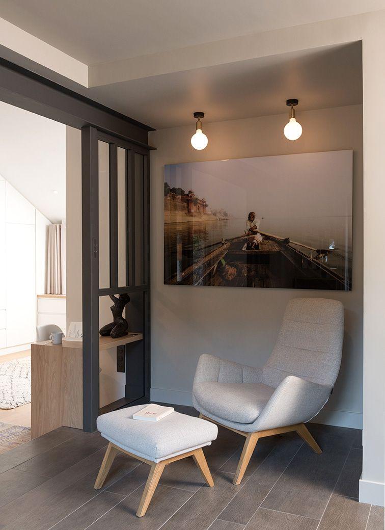 Espace rêvé - MARION LANOE, Architecte d'intérieur et décoratrice, Lyon #amenagementmaisonchambre