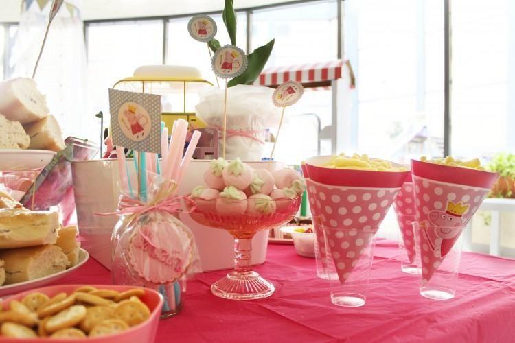 Fiesta de cumpleaños de Peppa Pig Pig party and Fiestas