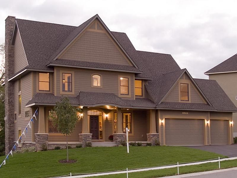 New House Colors brown exterior paint colors sage green siding with trim google