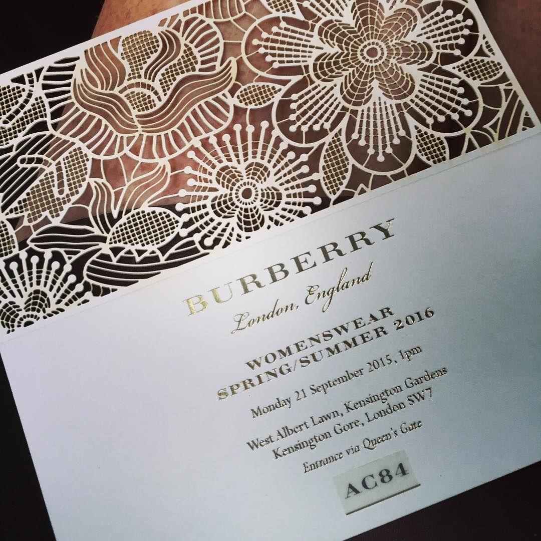 See This Instagram Photo By Lisachristineg 11 Likes Fashion Invitation Fashion Show Invitation Invitations