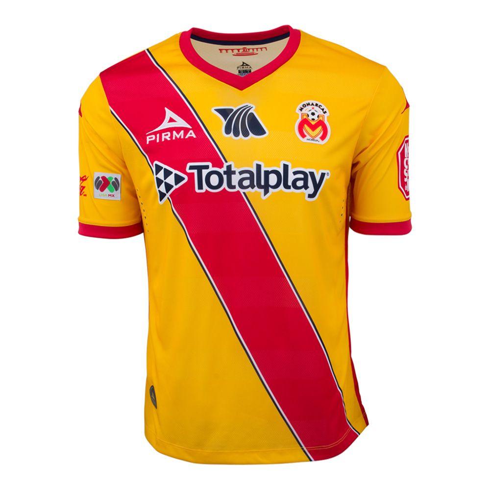 CA Monarcas Morelia (Mexico) - 2015/2016 Pirma Home Shirt