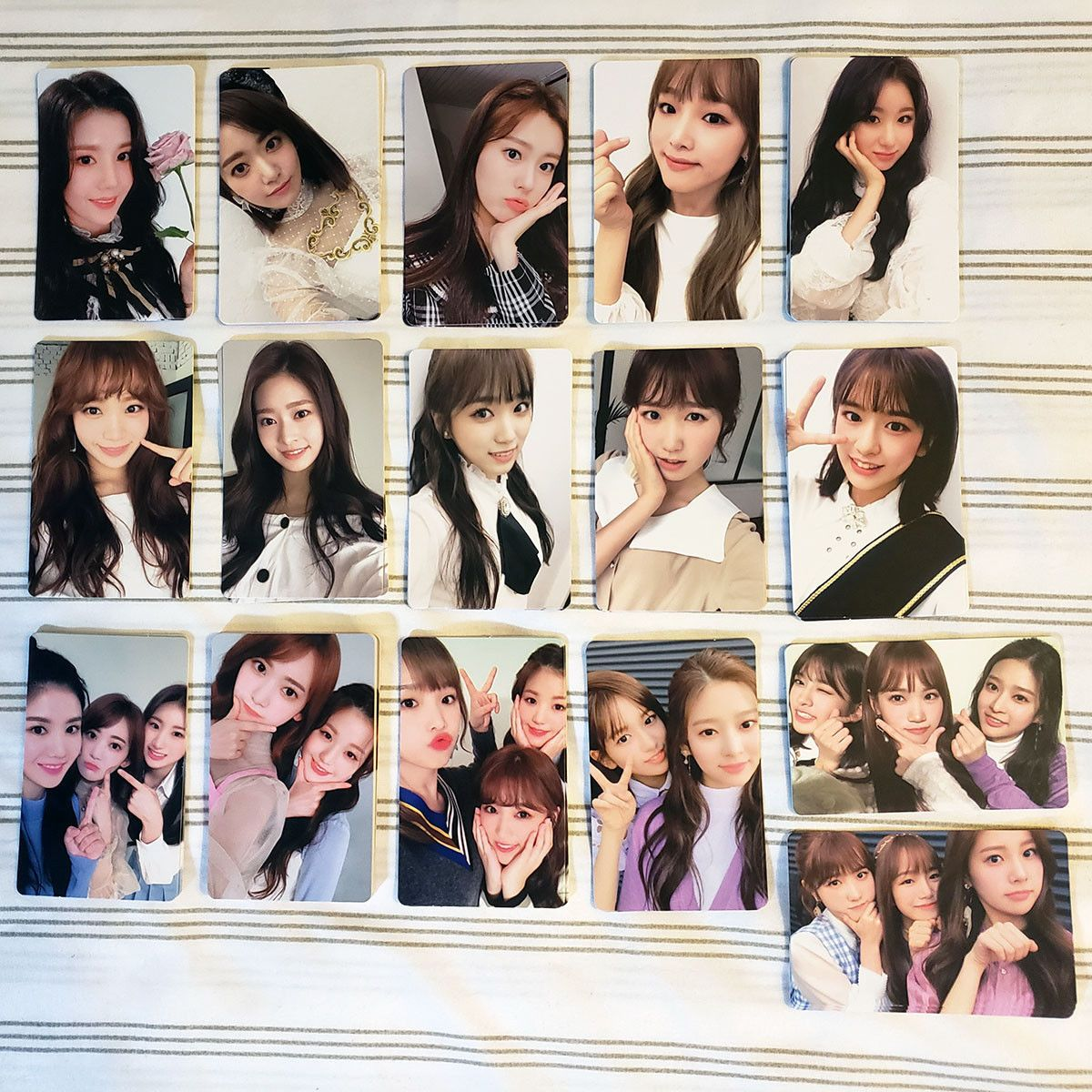 IZ*ONE IZONE KPOP - Debut Album - COLOR*IZ official
