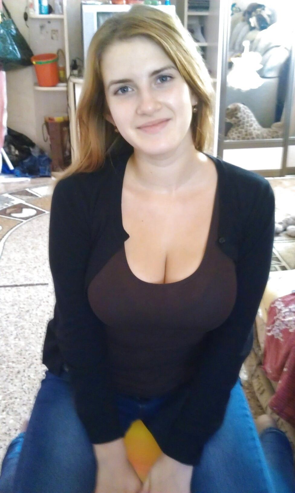 Cute And Busty Girls