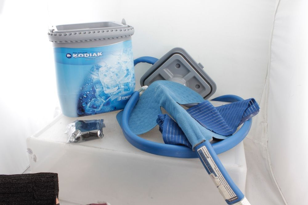 BREG Polar Care Kodiak Ice Therapy With Shoulder Wrap Pad
