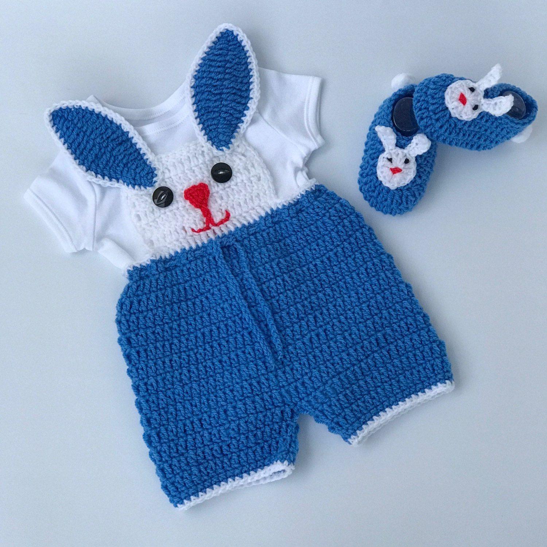 Baby Easter Outfit, Easter Baby outfit, Baby outfit Easter, Blue baby Bunny Costume, Baby bunny photo prop, baby bunny outfit, baby shower