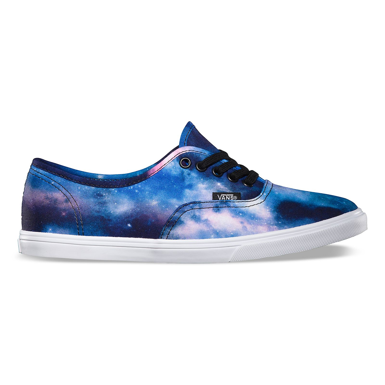 Vans Cosmic Galaxy Authentic Lo Pro I want these sooooooo