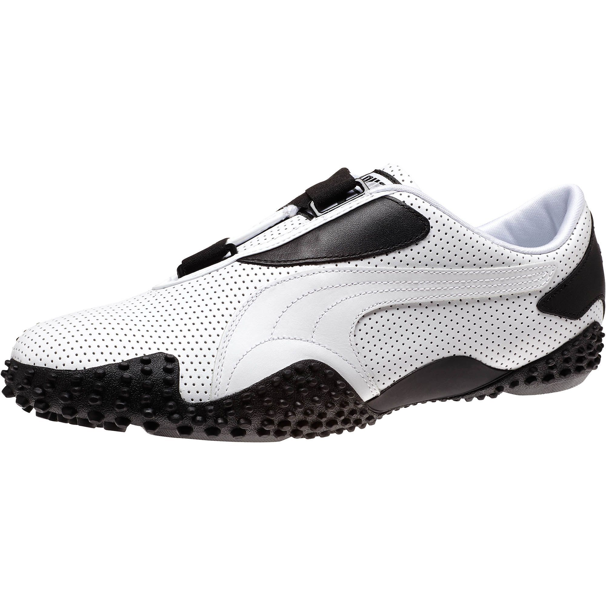 PUMA Mostro Perf Leather Shoes  c92eafdad