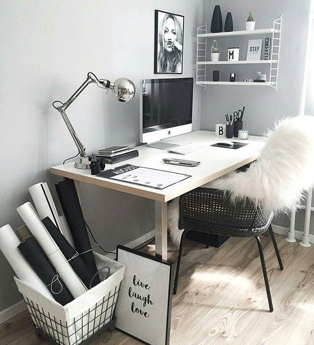 Desk Idea // Workspace Inspiration// Home Office
