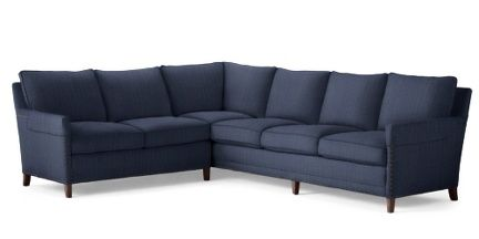 Spruce Street Sectional Sofa #serenaandlily