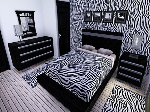 Anamol Print Master Bedrooms Zebra Print Bedroom Accessories