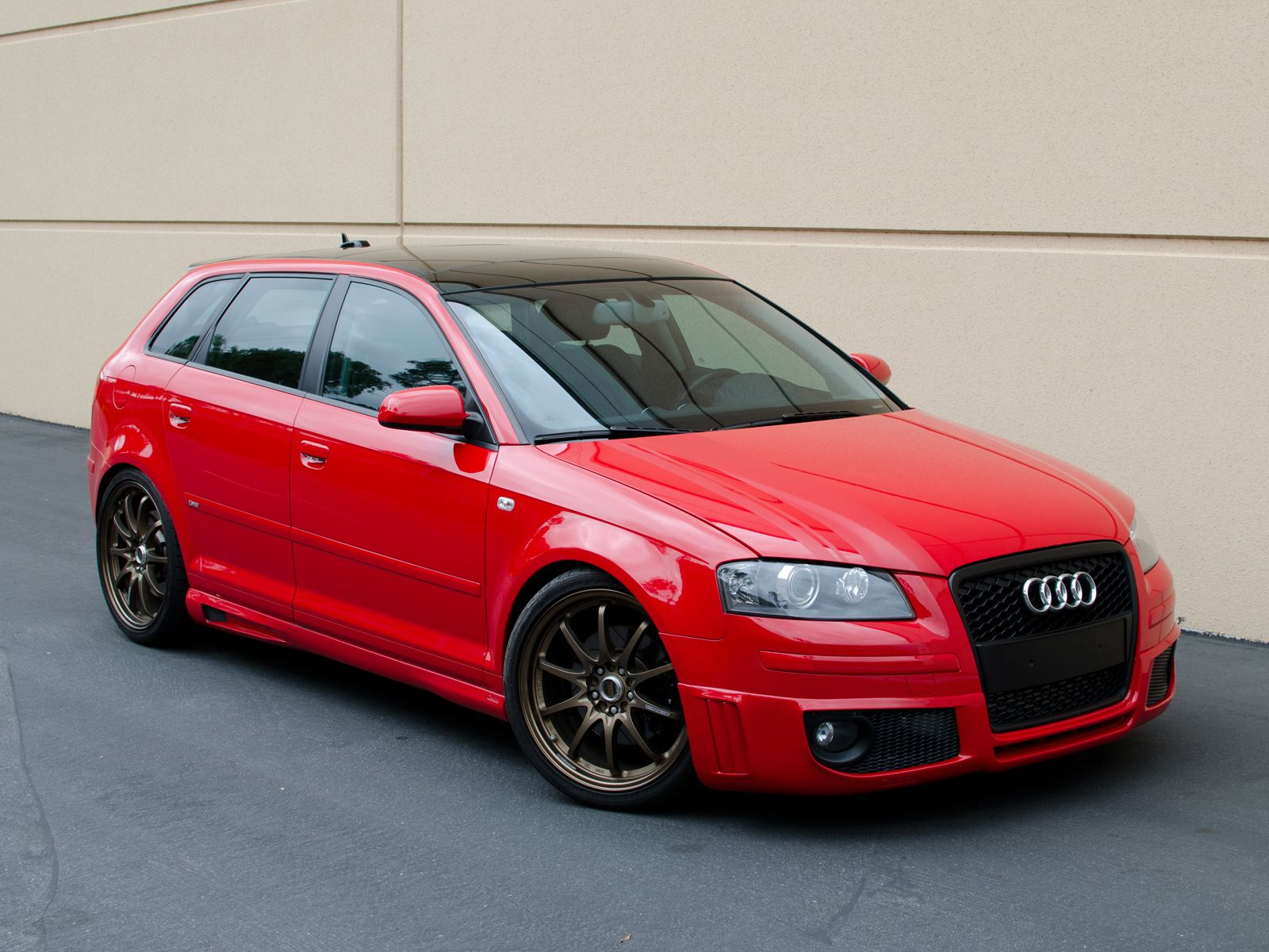 2006 audi a3 2 0t fsi dsg front right ce28 photo 1