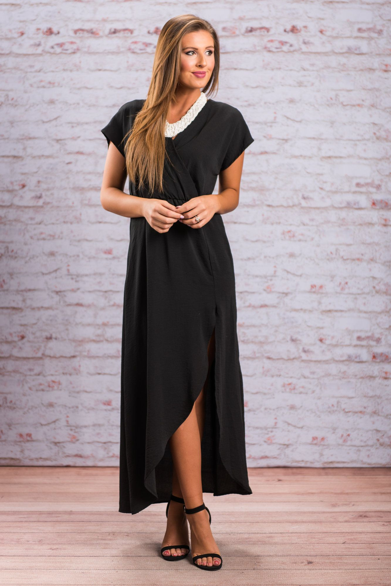 Ethereal ease maxi dress black maxis dresses and products