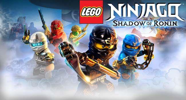 LEGO Ninjago Shadow of Ronin Decrypted 3DS (EUR/USA) ROM - https ...