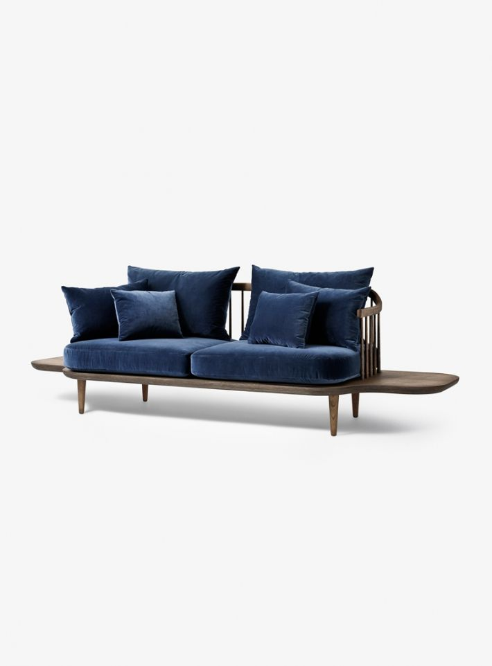 Fly Sofa With Side Tabels Sc3 Sofas Andtradition
