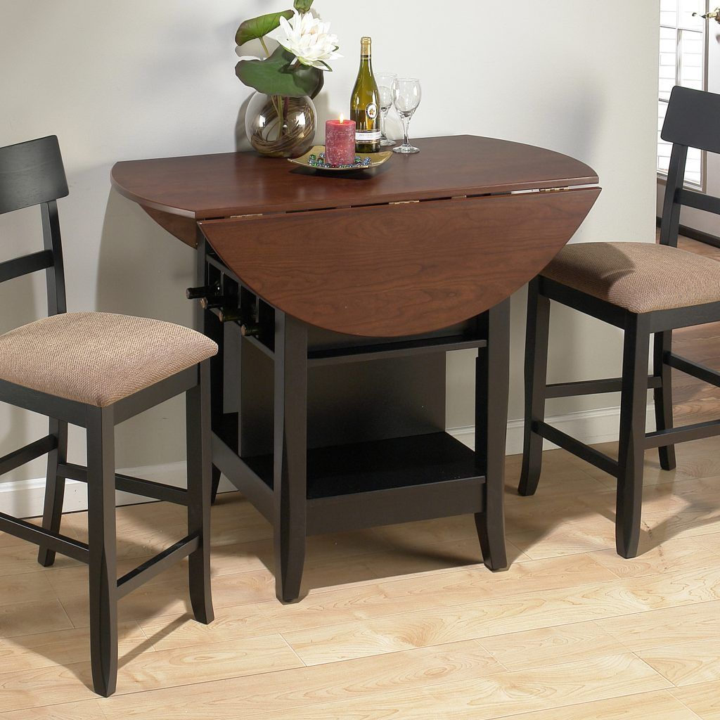 Round Kitchen Table Sets For Httpavhtscom Pinterest - Round dining table with folding leaf