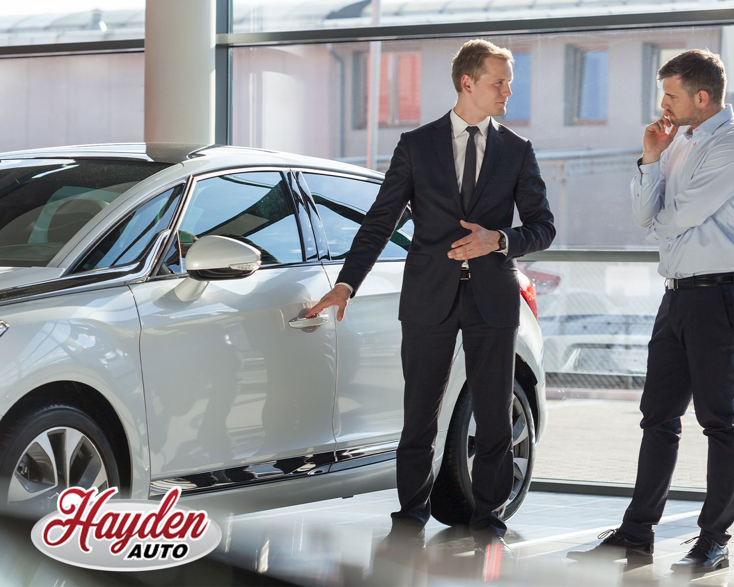 Hayden Auto is a used car dealership in Halifax. Choose a