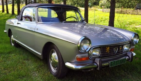 This 1969 Peugeot 404 Cabriolet has been with the same owner since 1987, who states that the car is all original with no known modifications.  This looks to be an exceptionally good example of a very rare and classy model, and we like the hardtop.  Find it here on eBay in Quebec City, Quebec.