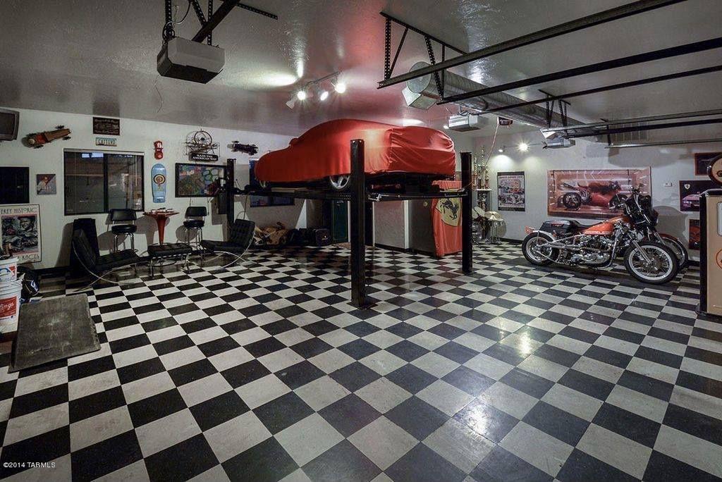 Garage goals Гараж pinterest garages shop и