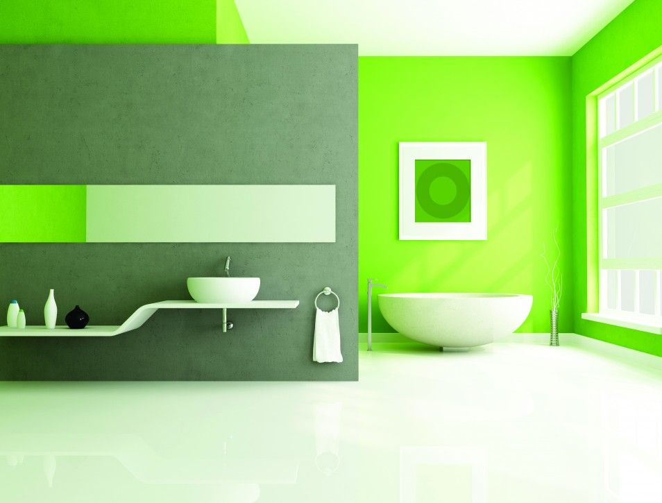 sun contemporary painting landscape another picture and gallery about cheap house painters interior house paint lime green and gray bathroom by home pain - Lime Green Bath Decor