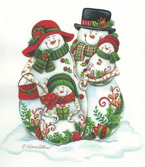 Hiver noel country coffre aux tresors d a c t bonhomme de neige pinterest tr sor - Pinterest bonhomme de neige ...