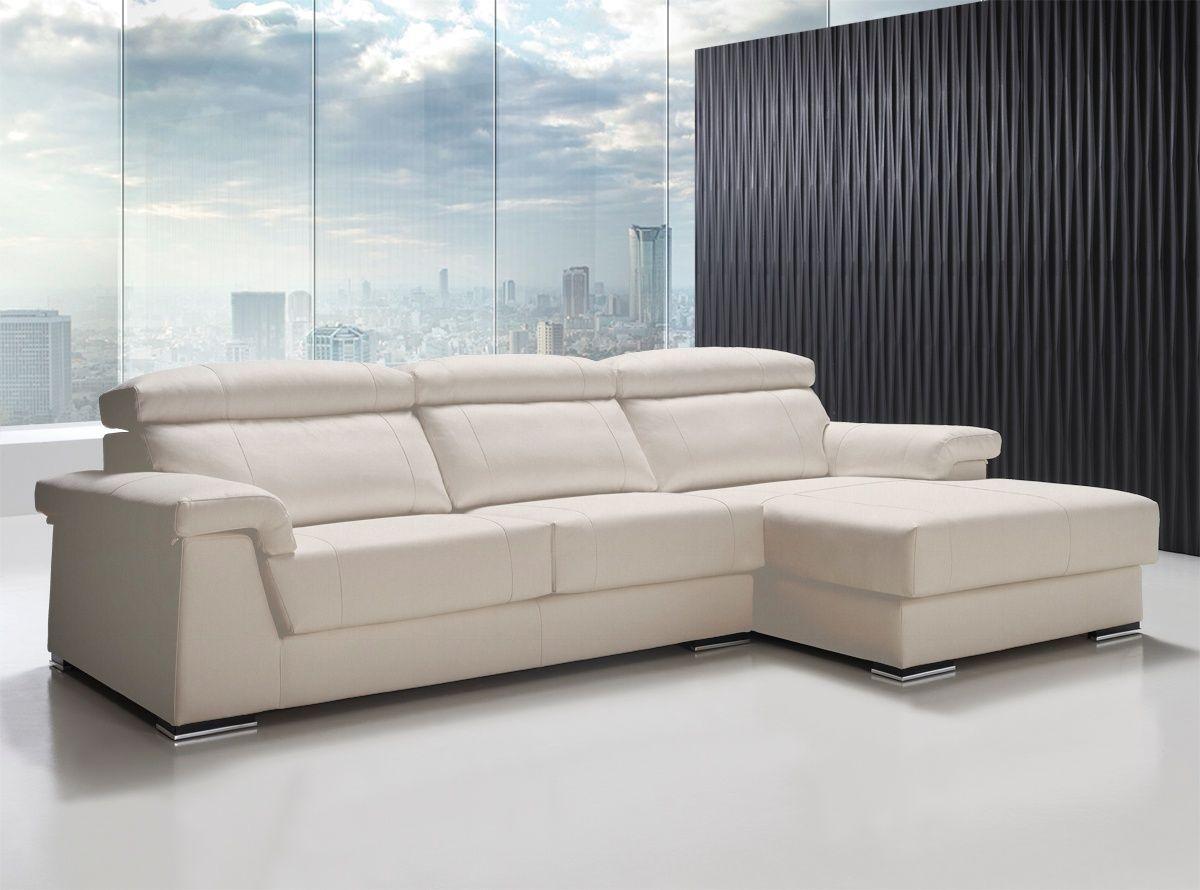 Modelo Hawk Chaise Longue Tapizada En Tela Precio 1 402 Precio  ~ Cuanto Cuesta Tapizar Un Sofa Chaise Longue
