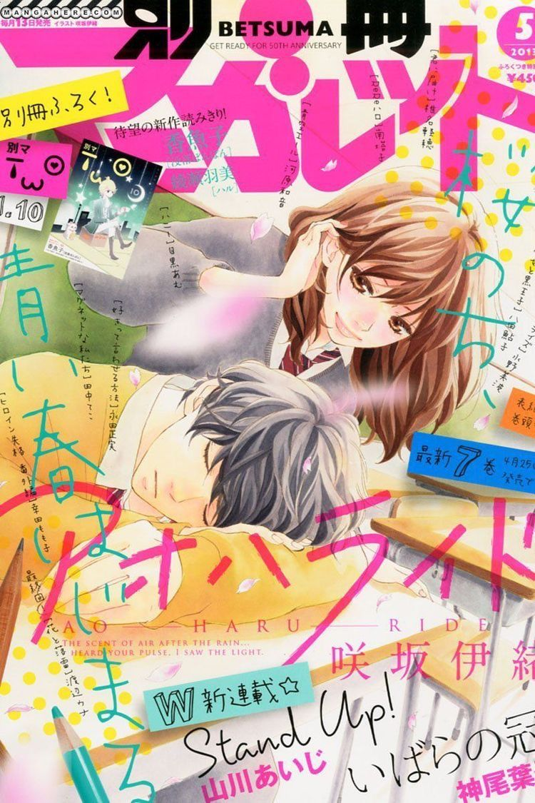 Pin by ˗ˏˋ honeycream ੈ♡˳ ༉‧˚ on manga anime in 2020 Ao