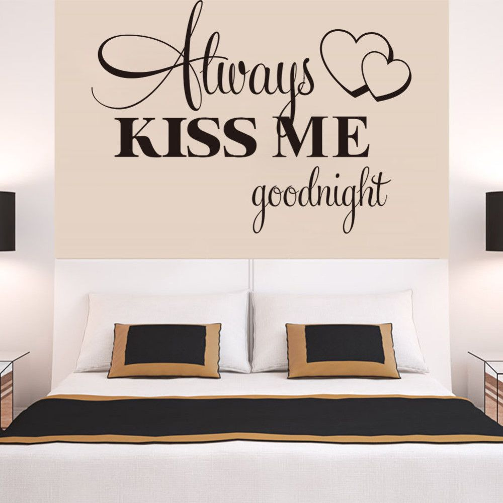 You Don T Want To Miss This Love Wall Decal B Check It Out Http Lapgbestdeals Com Products L Wall Quotes Bedroom Wall Stickers Bedroom Wall Decor Bedroom