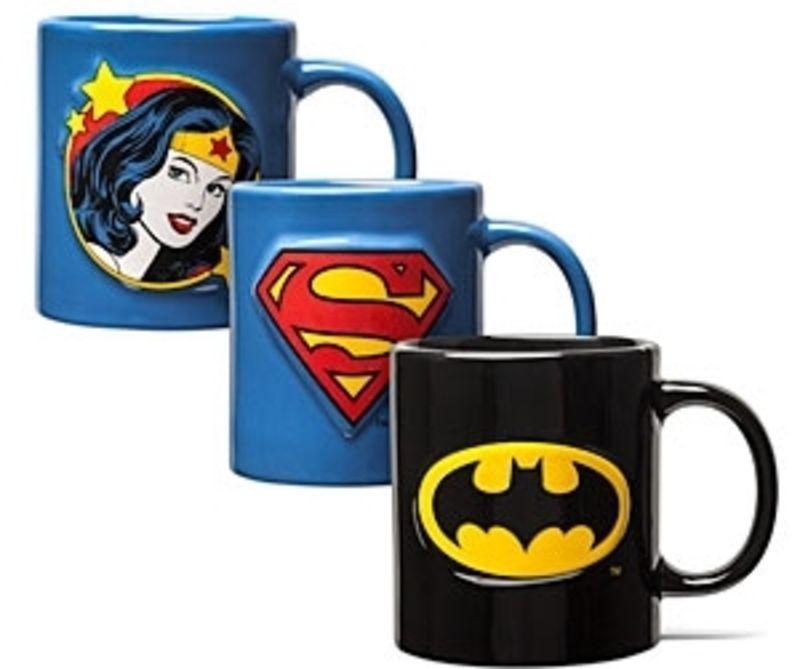 6ef4cebb917 7 #regalos que son perfectos para los fanáticos de superhéroe... Regalos De
