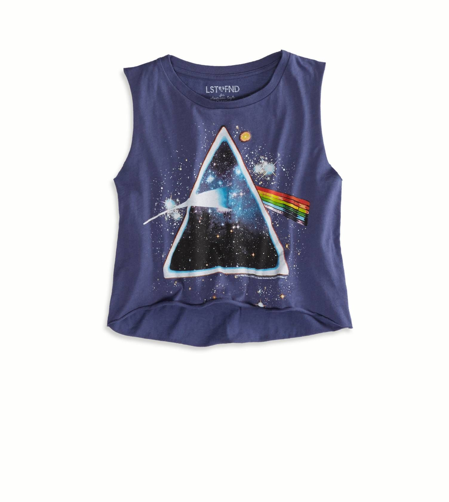 Junk Food Clothing LST & FND PINK FLOYD muscle tank at American ...