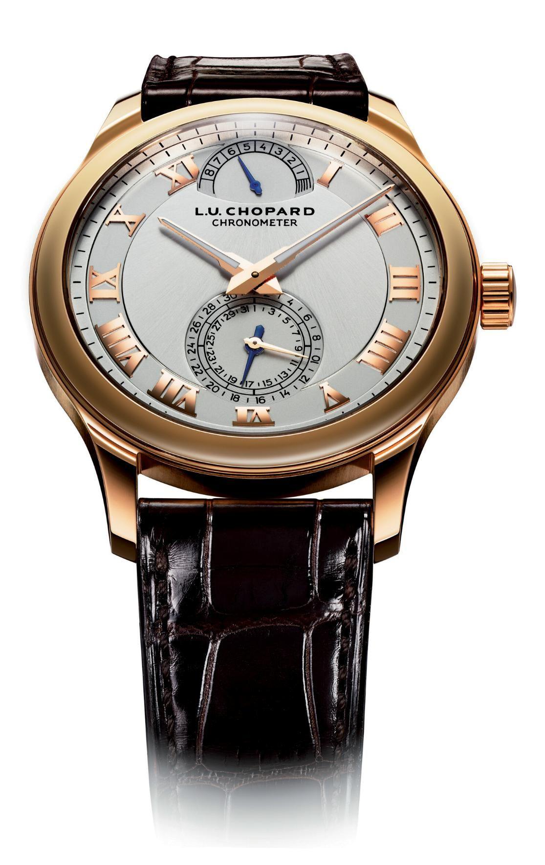4df2ff095002bf Chopard L.U.C. Quattro   New Watches 2012   Pinterest   Watches ...