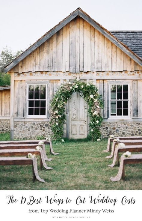 The 10 Best Ways To Cut Wedding Costs From Planner Mindy Weiss