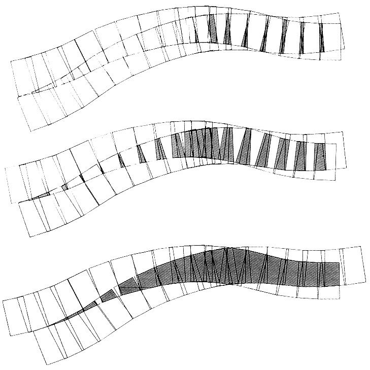 warping superposition peter eisenman 1999 arch. Black Bedroom Furniture Sets. Home Design Ideas